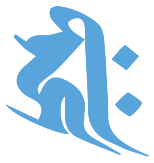 the Kiriku, drawn in traditional calligraphy