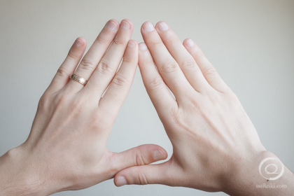 The Distant Healing Mudra