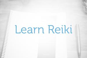 Learn Reiki
