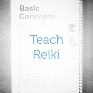 Teach Reiki