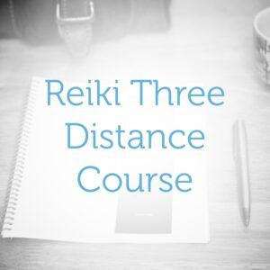 Reiki Level Three—Distance Course